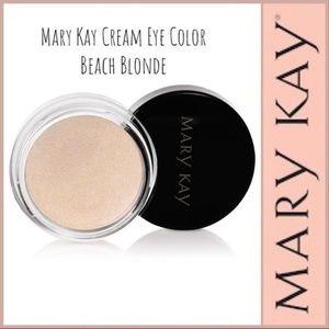 New Mary Kay Cream Eye Color Beach Blonde Shimmer